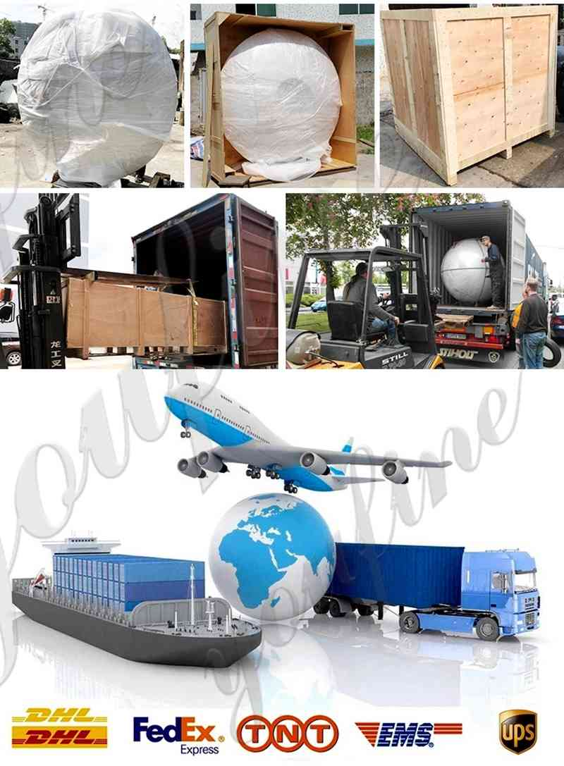 marble statue packing and delivery