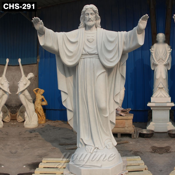Church Use Sacred Heart of Jesus Statues CHS-291 Featured Image