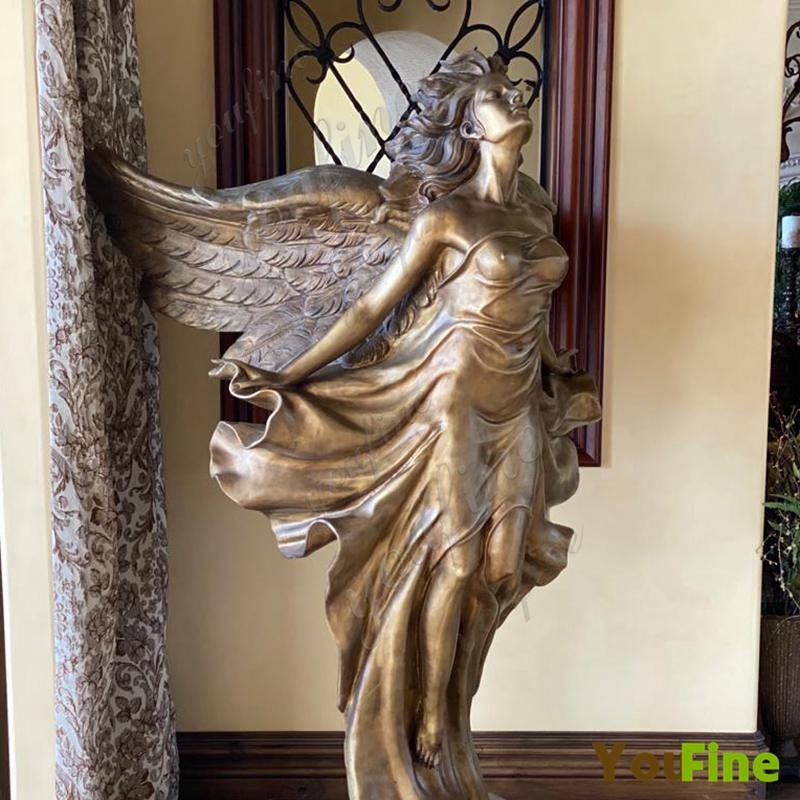 How to Maintain the Cast Bronze Sculpture in Your Daily Life?