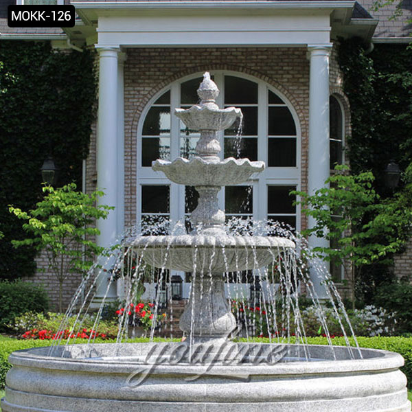 Outdoor Water Fountain Statues MOKK-126 Featured Image