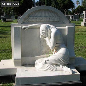 How to Clean a Marble Headstone MOKK-560 ?
