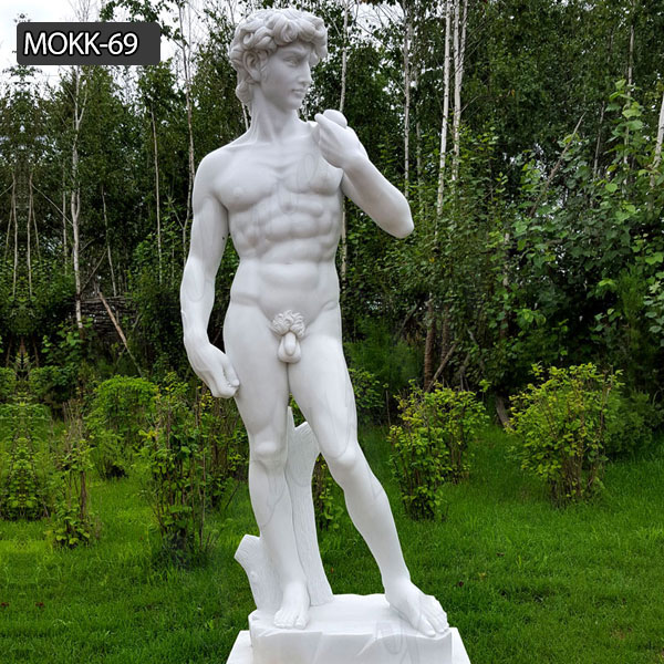 Famous greek and roman statue of david replica for sale MOKK-69 Featured Image