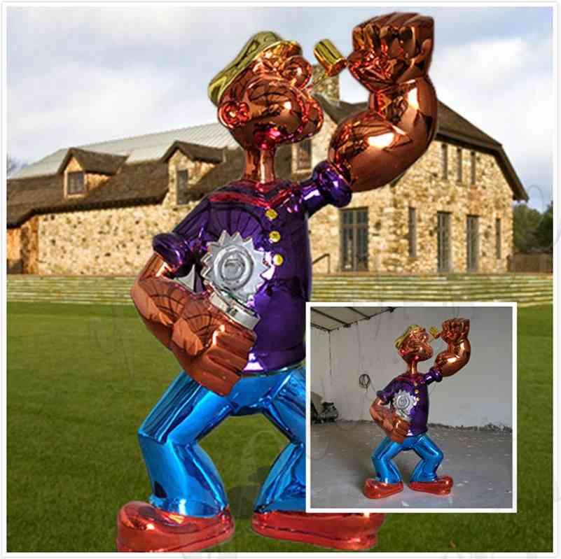 statue of Popeye-3