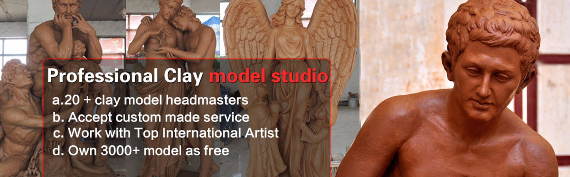 YouFine Clay Mold Design Banner04